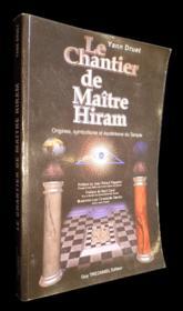 Le Chantier De Maitre Hiram - Couverture - Format classique