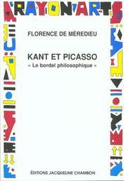Kant Et Picasso Le Bordel Philosophique - Intérieur - Format classique