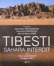 Tibesti ; sahara interdit - Intérieur - Format classique