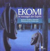 Ekomi le messager des esprits - Intérieur - Format classique