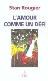Amour Comme Un Defi (L') - Couverture - Format classique