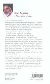 Amour Comme Un Defi (L') - 4ème de couverture - Format classique