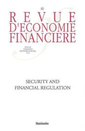Vente  Security and financial regulation no 60 - n  60  - Collectif