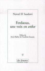 Ferdaous, Une Voix En Enfer - Intérieur - Format classique
