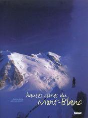 Hautes cimes du Mont-Blanc - Intérieur - Format classique