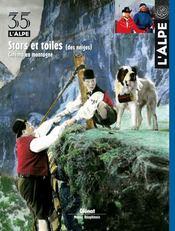 Stars et toiles (des neiges) ; cinéma en montagne - Intérieur - Format classique