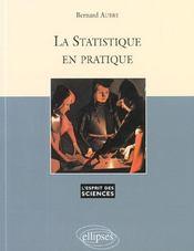 La statistique en pratique - Intérieur - Format classique