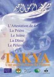 Takya, Les Cinq Pileirs De L'Islam (Livret+Cd) - Intérieur - Format classique