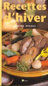 Recettes D'Hiver - Intérieur - Format classique