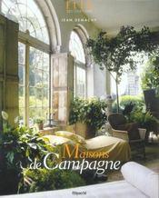 Maisons De Campagne - Intérieur - Format classique