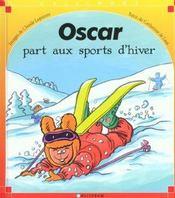 Oscar part aux sports d hiver - Intérieur - Format classique