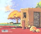 Le Lievre Et La Hyene - 4ème de couverture - Format classique