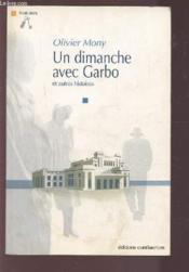 Un dimanche avec Garbo et autres histoires - Couverture - Format classique