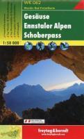 Gesause-Ennstaler Alpen - Couverture - Format classique