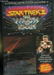 Official Movie Poster Magazine. Star Trek Ii Yhe Wrath Of Khan... - Couverture - Format classique