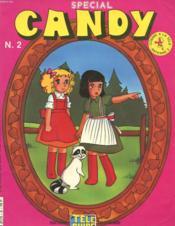 Comme A La Tele Antenne 2 - Special Candy N° 2 - Couverture - Format classique