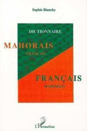 Dictionnaire Mahorais-Francais / Francais-Mahorais - Couverture - Format classique