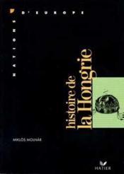 Histoire de la hongrie - Couverture - Format classique