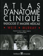 Atlas D'Anatomie Clinique - Intérieur - Format classique