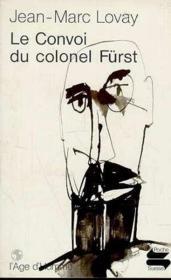 Convoi Du Colonel Furst - Couverture - Format classique