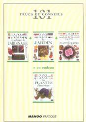 Coffret jardin - 4ème de couverture - Format classique