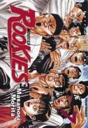 Rookies t.7 - Couverture - Format classique