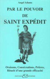 Par Le Pouvoir De Saint Expedit - Intérieur - Format classique