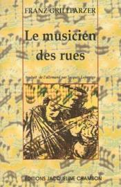 Le Musicien Des Rues - Couverture - Format classique