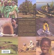 Portraits d'Afrique - 4ème de couverture - Format classique