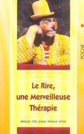 Le rire, une merveilleuse therapie - Intérieur - Format classique