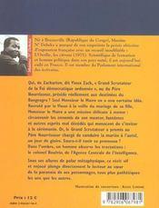 Sel Piment A La Braise - 4ème de couverture - Format classique