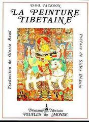 La Peinture Thibetaine - Intérieur - Format classique