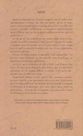 3 Carnets De Courses - 4ème de couverture - Format classique