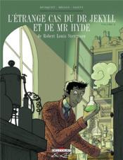 L'étrange cas du Dr Jekyll et de Mr Hyde t.2 - Couverture - Format classique