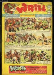 Wrill N° 149 Du 6 Mai 1948. Le Coffret De Cuir. - Couverture - Format classique