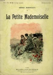 La Petite Mademoiselle. Collection Modern Bibliotheque. - Couverture - Format classique