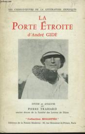 La Porte Etroite - Couverture - Format classique