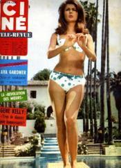 Cine Revue Tele-Revue - 46e Annee - N° 33 - Jamais Trop Tard - Couverture - Format classique