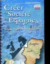 Creer Sa Societe En Espagne - Couverture - Format classique