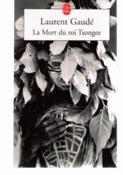 La mort du roi Tsongor - Couverture - Format classique
