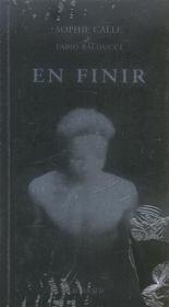 En Finir - Intérieur - Format classique