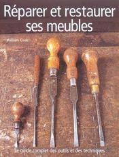 Reparer Et Restaurer Ses Meubles - Intérieur - Format classique