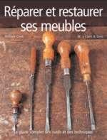 Reparer Et Restaurer Ses Meubles - Couverture - Format classique