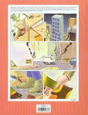 Edika t.28 ; aie woze djoking - 4ème de couverture - Format classique