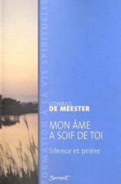 Mon Ame A Soif De Toi - Couverture - Format classique