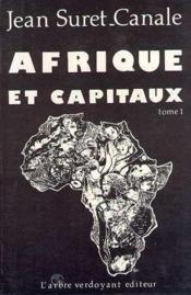 Afrique Et Capitaux T.2 - Couverture - Format classique