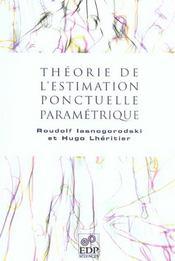 Théorie de l'estimation ponctuelle paramétrique - Intérieur - Format classique