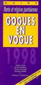 Gogues en vogue 1998 - Couverture - Format classique