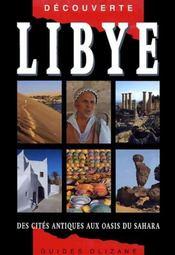 Libye - Intérieur - Format classique