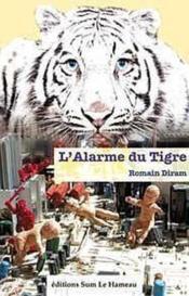 Alarme Du Tigre - Couverture - Format classique